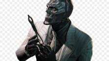 кто такой черная маска, главный злодей из «хищных птиц»