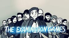 Учитель играет в CS:GO с учениками. The examination games