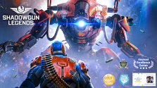 Обзор мобильной игры «Shadowgun Legends»