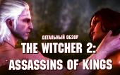 Детальный обзор The Witcher 2: Assassins of Kings