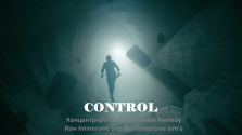 control – солянка из всего, что может remedy или immersive sim без immersive sim'а