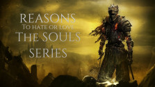 пять причин любви и ненависти к souls серии