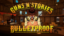 """Вестерн """"Guns'n'Stories: Bulletproof VR"""" выйдет 2 апреля в Oculus Store для HMD Oculus Quest"""