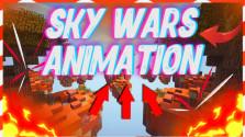 нарезка по sky wars с крутыми анимациями