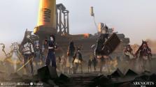arknights lore ii: тёмный мир