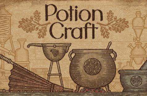 Волшебные пузырьки. Обзор Potion Craft: Alchemist Simulator