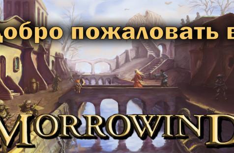 Как устроен Morrowind