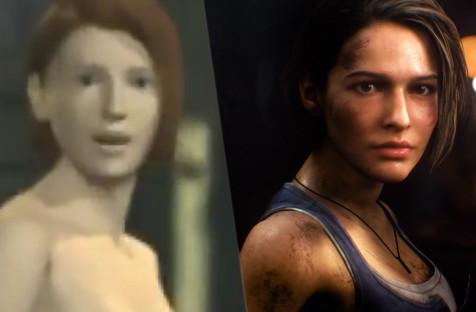 На этот раз сравниваю Resident Evil 3 remake с оригиналом 1999 года