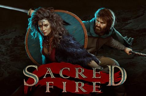 Варвары против Рима. Обзор Sacred Fire: A Role Playing Game