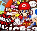 Марио надает всем