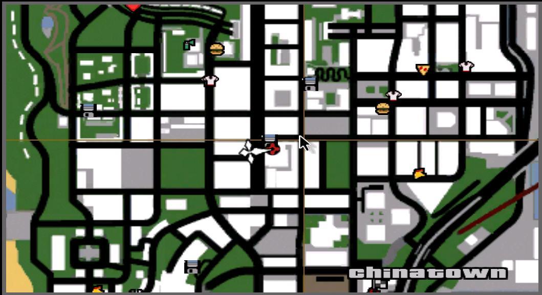 Как сделать карту в сан андреас 864