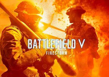 Battlefield V. Огненный шторм