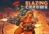 Blazing Chrome: Обзор