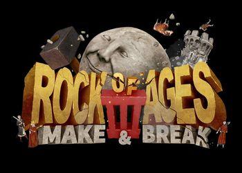 Rock of Ages 3: Make & Break: Трейлер закрытой «альфы»