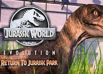 Jurassic World: Evolution - Return to Jurassic Park