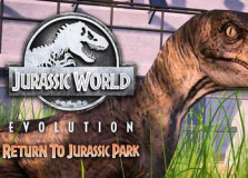 Jurassic World: Evolution - Return to Jurassic Park