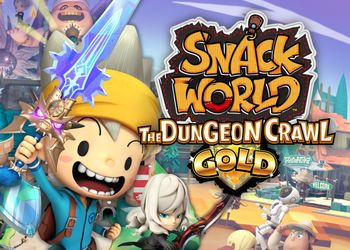 Snack World: The Dungeon Crawl - Gold: Обзор