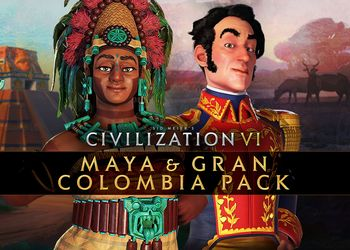 Sid Meier's Civilization VI: Maya & Gran Colombia Pack