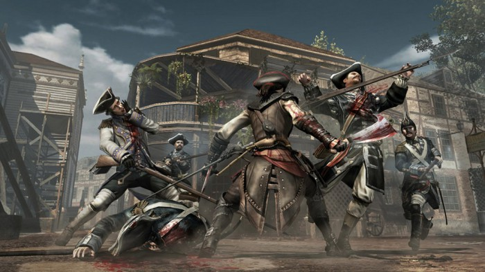 Assassins Creed 3: Liberation