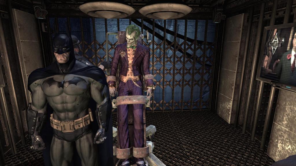 скачать бэтмен игра - фото 6