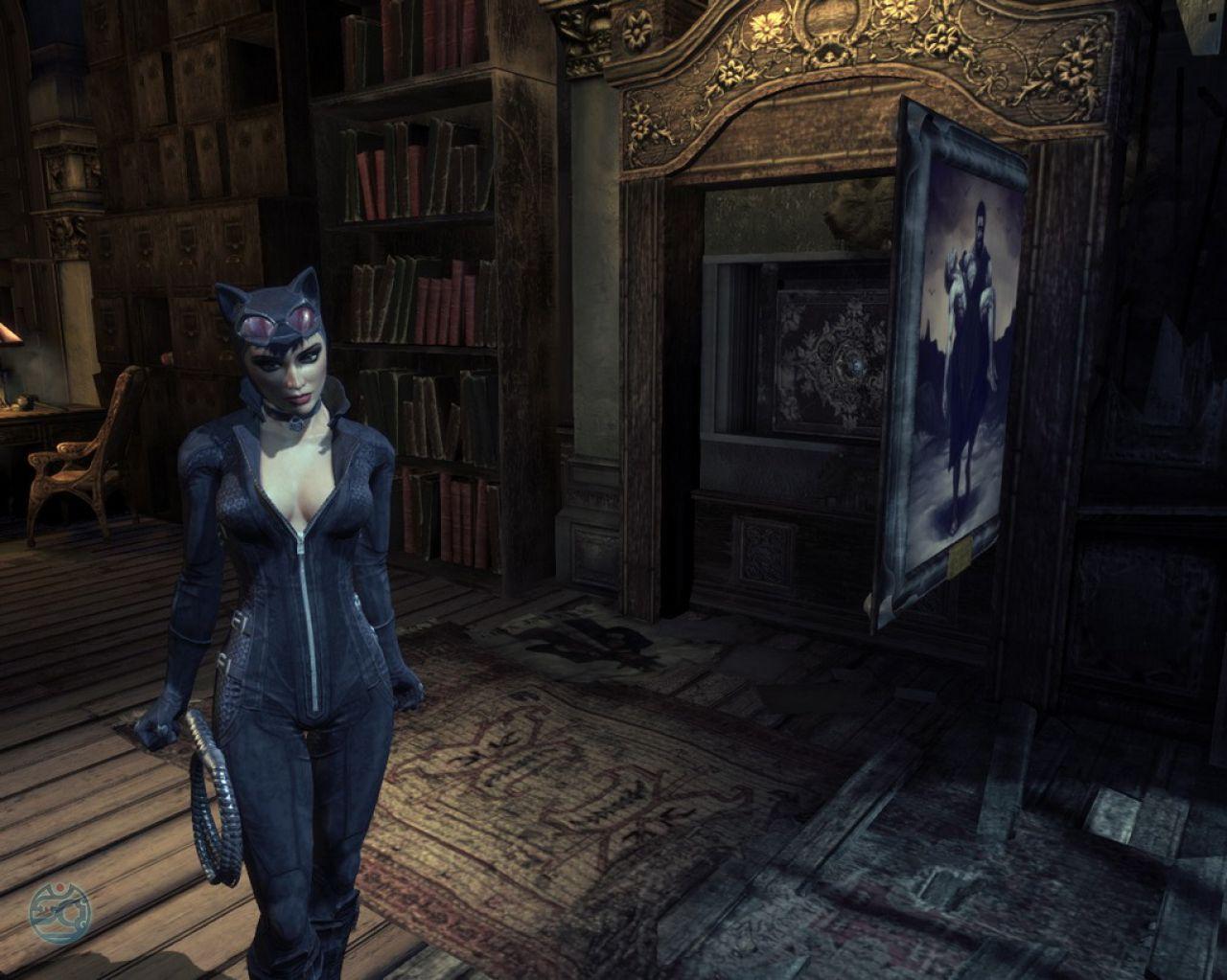 Arkham city cat woman mod erotic movie