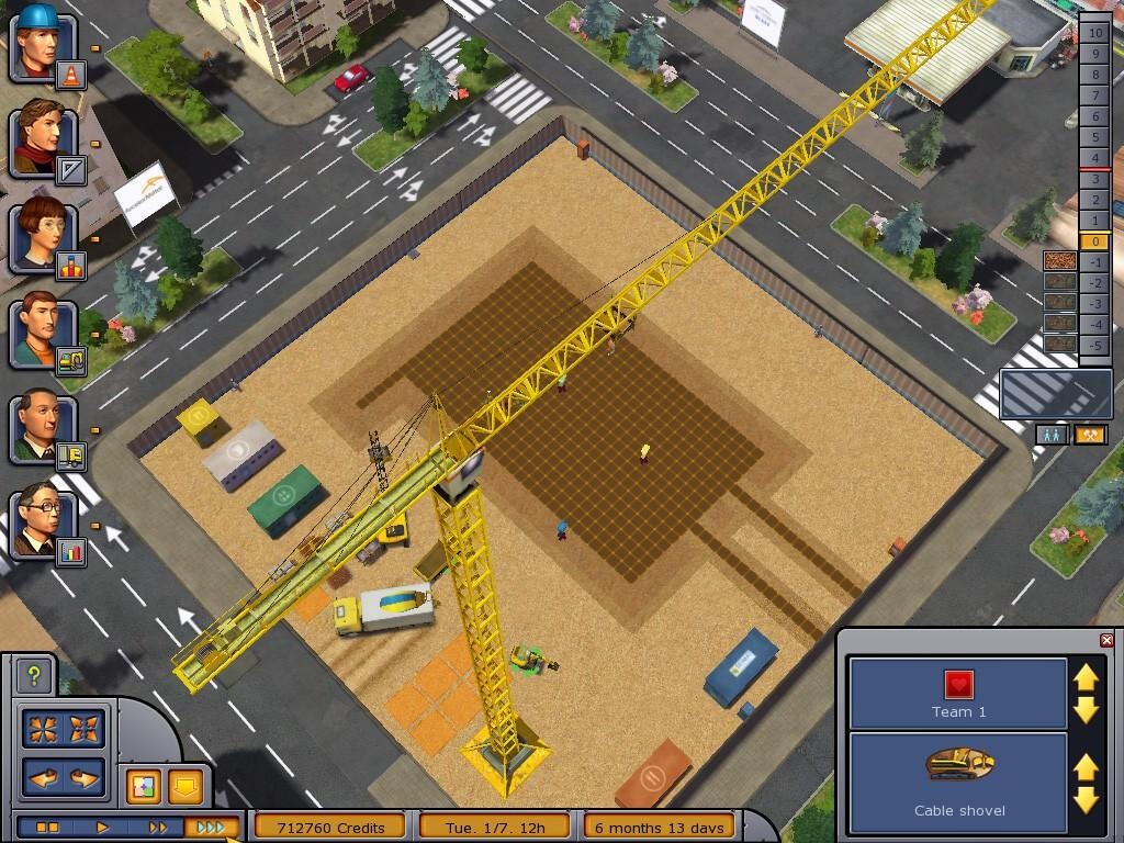 Скачать игры симуляторы постройки