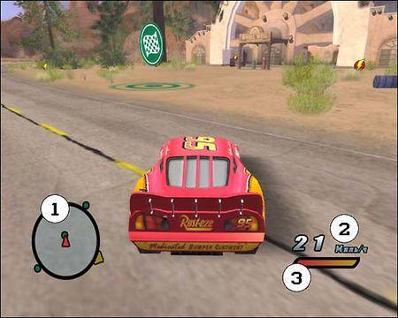 Cars игра скачать торрент
