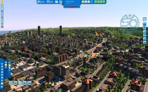 Screens Zimmer 8 angezeig: cities xl trainer