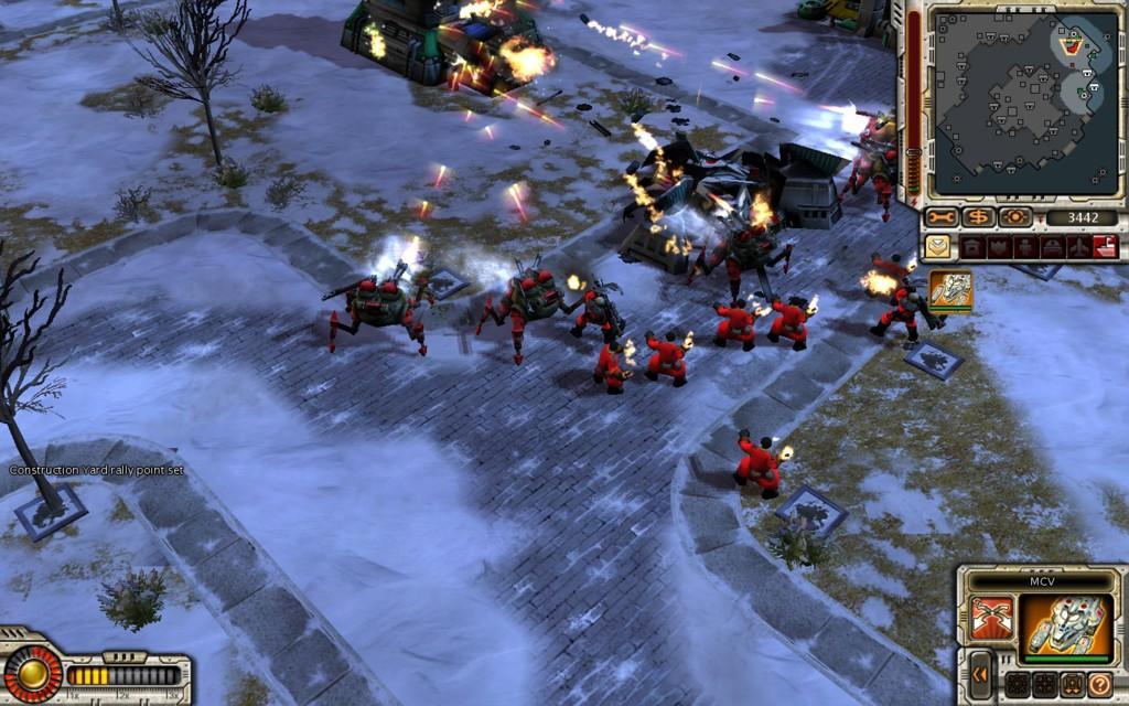скачать игру Command Conquer Red Alert 3 Uprising через торрент - фото 10