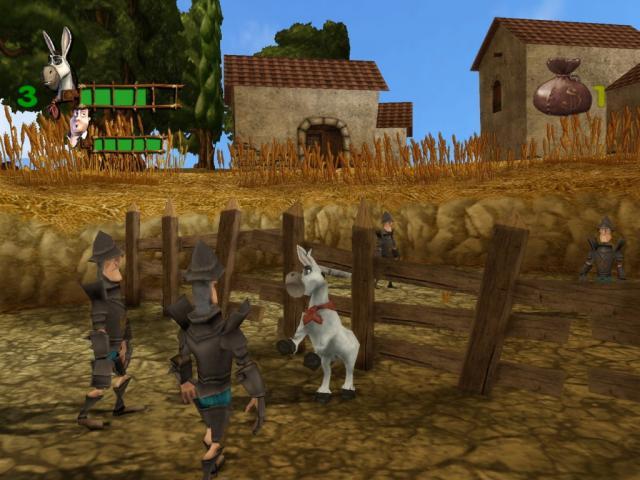 Monsignor quixote online games