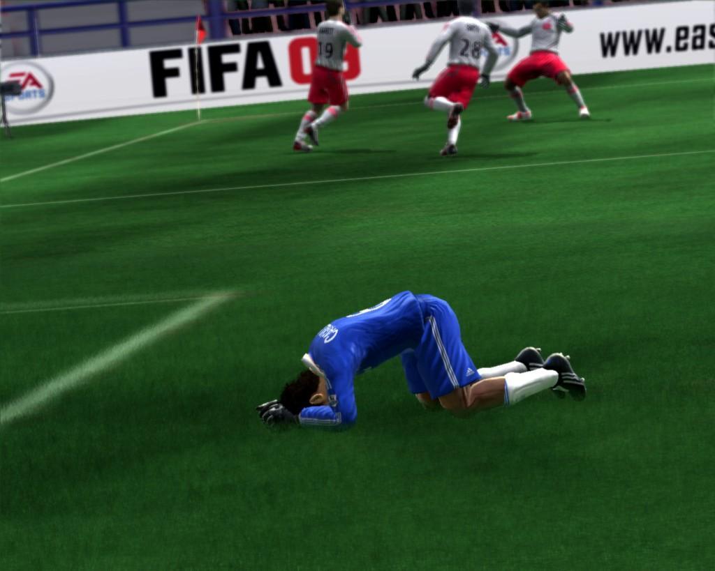 игру fifa 09 бесплатна