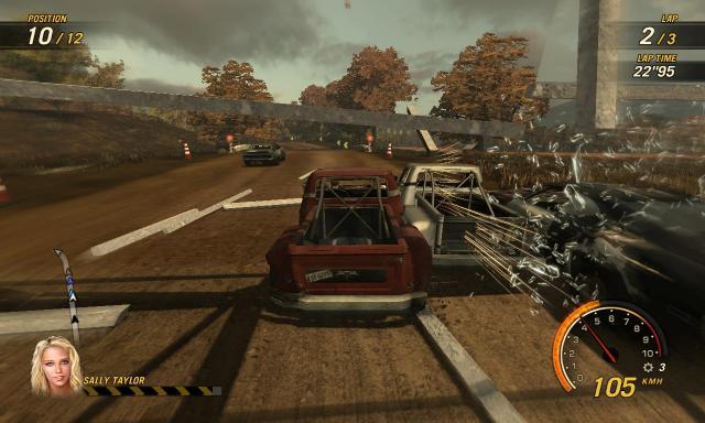 скачать игру Flatout Ultimate Carnage через торрент - фото 6