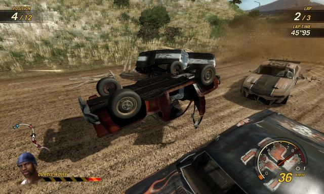 Screens Zimmer 7 angezeig: flatout ultimate carnage trainer