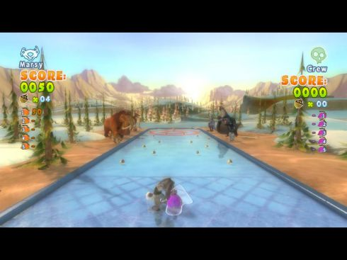 Ice Age: Continental Drift — Arctic Games<