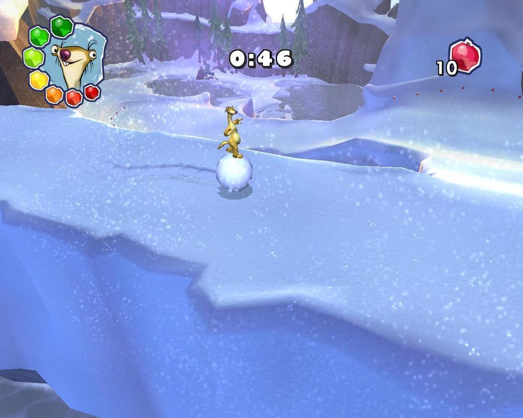 ледниковый период 3 игра на компьютер скачать бесплатно - фото 7