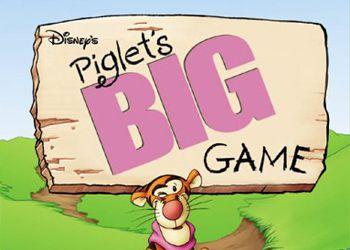 Piglet's Big Game