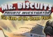 Mr. Biscuits: Case of the Ocean Pearl