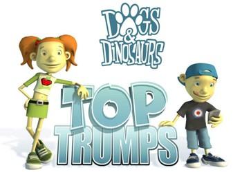 Top Trumps Adventures: Dogs & Dinosaurs