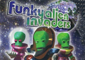 Funky Alien Invaders