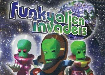 Funky Alien Invaders