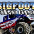 Сайт игры Bigfoot: Collision Course