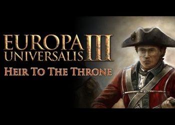 Europa Universalis 3: Heir to the Throne