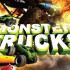 Сайт игры Monster Trucks