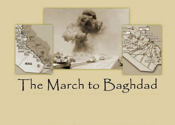 March to Baghdad, The