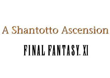 Final Fantasy 11: A Shantotto Ascension