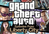 Grand Theft Auto 4: Episodes From Liberty City: Save файлы
