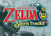 Legend of Zelda: Spirit Tracks, The
