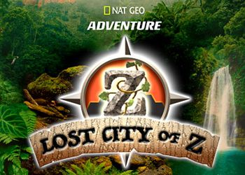 Nat Geo Adventure: Lost City of Z