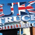 Сайт игры UK Truck Simulator