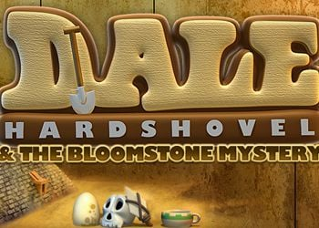 Dale Hardshovel and the Bloomstone Mystery